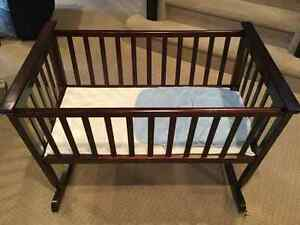 Cradle for sale (wooden) Strathcona County Edmonton Area image 2