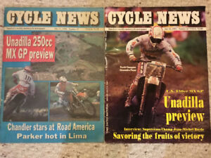 Cycle News Magazines