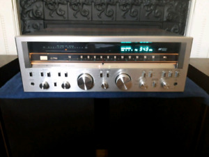 Vintage Sansui G-7700 Pure Power DC Stereo Receiver('79 - '80)