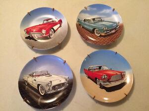 Dream Machine collectible plates