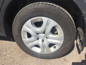 WANTED: 2015 RAV4 Hubcap