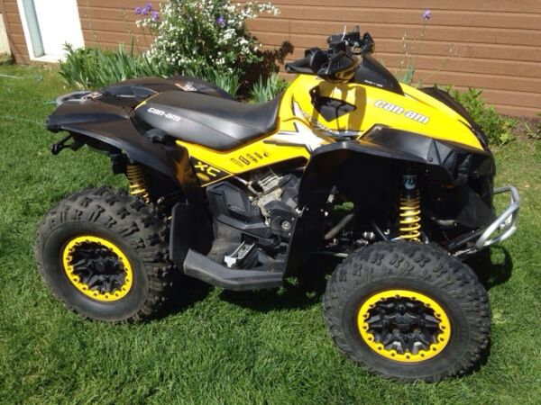 Used 2014 Can-Am renegade 800 xxc