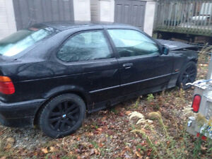 1996 BMW 318TI - For Parts
