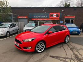 Ford Focus 1.5TDCi ( 120ps ) ( s/s ) Zetec S - Hi-Spec, 1 Yr MOT & Warranty!