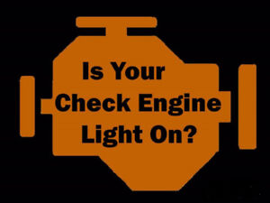 Check Engine Light - Scan and Clear  $20-30