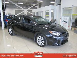 Toyota Corolla LE CVT Gr.Electric 2014