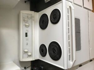 Fridge+stove+washer+dryer***great condition great deal