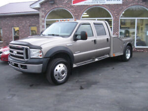 2006 Ford F-550 SD Lariat 4x4 Turbo Diesel. Trades Welcome.