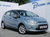 2009 58 Ford Fiesta 1.25 ( 82ps ) Zetec for sale in AYRSHIRE