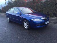 ***2006 MAZDA 6 TS 2.0 PETROL BLUE LOOKS&DRIVES LOVELY*** £975!