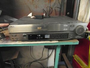 SONY VIDEO LASER DISC PLAYER - VINTAGE NOT DVD