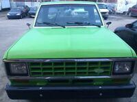 1987 Ford Ranger Xt Camionnette