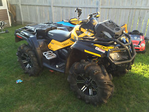 Can-Am Outlander XMR 800 - LOW KMS! Reduced Price!