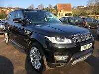 Land Rover Range Rover Sport 3.0SD V6 ( 292ps ) 4X4 ( s/s ) Auto HSE - 2015 15