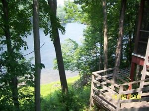 Waterfront Cranberry Lk 3BR 1BA off Hwy 15, 30 min to Kingston