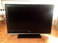 Sony Bravia LCD colour HD TV 32-inch Model: KDL-32S3000