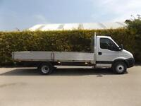 2007 Iveco Daily 65C18 3.0 16FT DROPSIDE