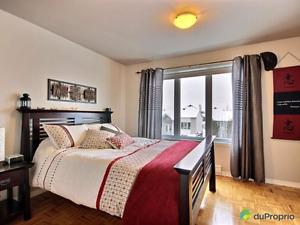 Mobilier chambre à coucher.
