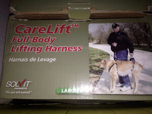 Large dog Full body lifting harness