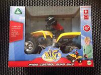 Kids radio control quad bike