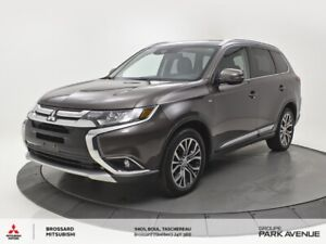 2017 Mitsubishi Outlander GT AWC | Toit ouvrant | Cuir | 7 Place