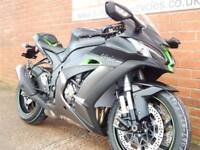 KAWASAKI ZX10R SE MOTORCYCLE