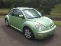Volkswagen Beetle 2.0 Automatic/Leather Interior