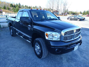 2007 Dodge Power Ram 2500 Laramie Pickup Truck