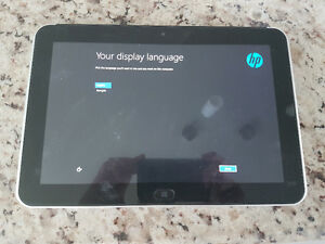 HP Elitepad Tablet