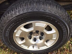 GOOD TRUCK TIRES. PRICED TO SELL!!!