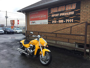 SOLD**2008 SUZUKI BOULEVARD M109R LIMITED EDITION*ONLY 6,000 KMS
