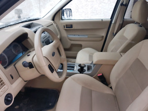 2008 ford escape xlt 3.0 sold