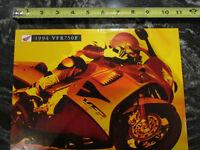 HONDA 1994 VFR750F MOTORCYCLE BROCHURE CATALOG