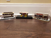 Old Diecast car and truck models
