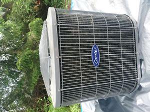 Air climatisé central Carrier