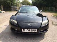 Mazda rx8 new engine rebuild+clutch invoice for £2400