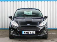Ford Fiesta 1.2 Zetec 2015 (15) • from £32.12 pw