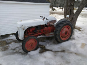 1951 Ford 8N tractor, sold PPU