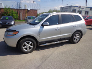 2008 Hyundai Santa Fe ALL WHEEL DRIVE SUV, Crossover