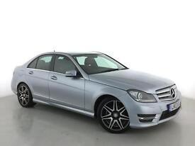 2013 MERCEDES BENZ C CLASS C250 CDI BlueEFFICIENCY AMG Sport Plus 4dr Auto