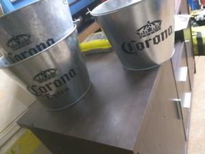 Corona buckets