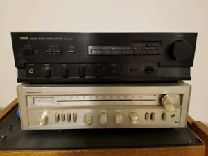 Vintage Stereo Receivers For Sale