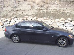 2007 BMW 3-Series 328XI Sedan