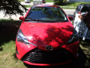 2018 Toyota Yaris Hatchback LE 5 Door Automatic