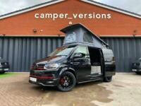 2019 VW T6 Campervan HIGHLINE 11k miles A/C Cruise RIB Bed Eberspacher Skyline