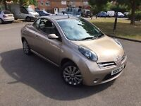 Nissan Micra Convertible 2008 *Fully Loaded*