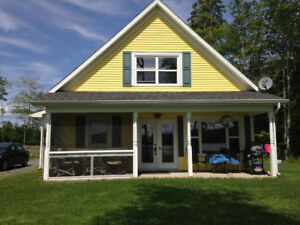Cottage Near Wolfville.. Aug. 3 -Aug. 9 will be $800 for 6 night