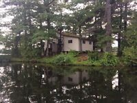 Last minute- island  on Trent Severn for rent