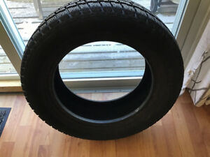 Cooper Weather Master S/T2 60R16 winter tires $400