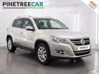 2011 VOLKSWAGEN TIGUAN 2.0 TDI BlueMotion Tech Match 5dr start stop